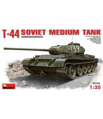 СОВЕТСКИЙ СРЕДНИЙ ТАНК Т-44 MINIART 35193