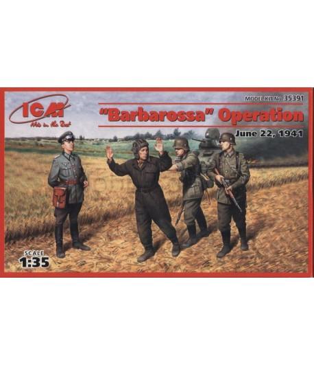 "Операция ""Barbarossa"" Июнь, 22, 1941 ICM 35391"