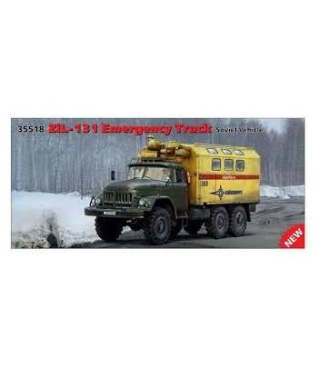 "ЗиЛ-131 ""Аварийная служба"", Советский автомобиль ICM 35518"