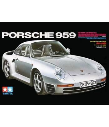 Автомобиль Porsche 959 TAMIYA 24065