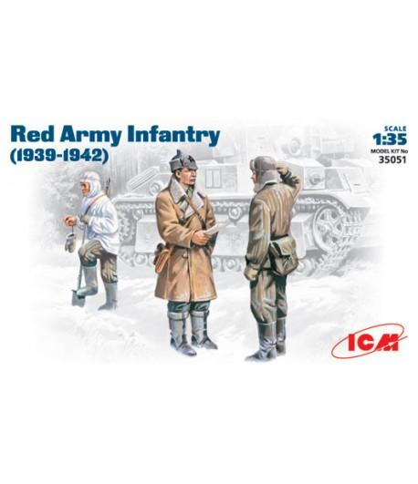 Пехота РККА (1939-1942) ICM 35051
