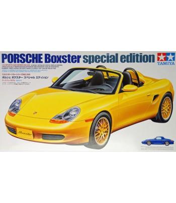 Автомобиль Porsche Boxter special edition TAMIYA 24249