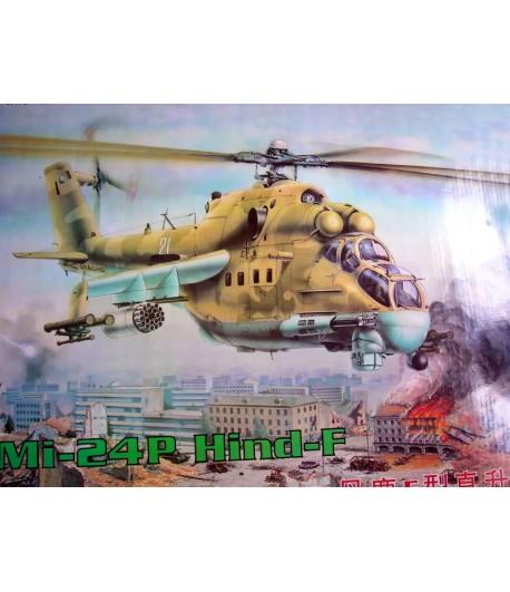 MI-24P HIND-F MINI HOBBY MODELS 80311