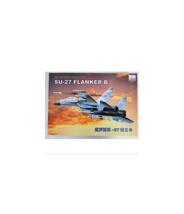 SU-27 FLANKER B MINI HOBBY MODELS 80305