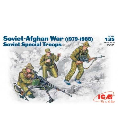 Советский спецназ (Афганистан) ICM 35501