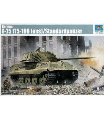 Танк немецкий танк Е-75 (1:35) TRUMPETER 01538