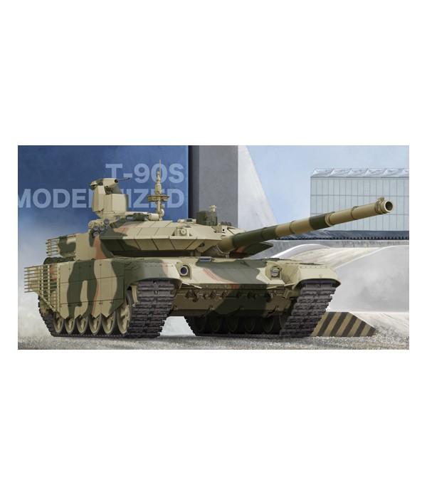 ТАНК Т-90МС TRUMPETER 05549