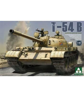 RUSSIAN MEDIUM TANK T-54 B LATE TYPE TAKOM TAK2055