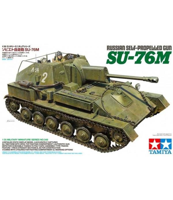 СУ-76М TAMIYA 35348