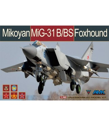 MIG-31 B/BS FOXHOUND AMK 88008