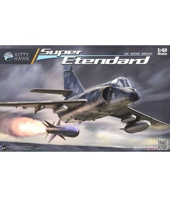 Super Etendard KITTY HAWK KH80138