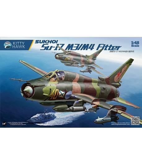 SU-17/22 M3/M4 KITTY HAWK KH80144