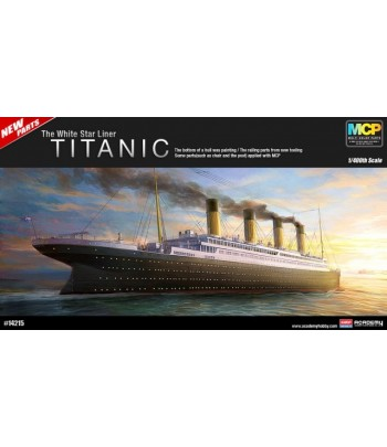 THE WHITE STAR LINER TITANIC ACADEMY 14215