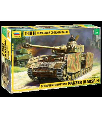Немецкий средний танк T-IV (H) ЗВЕЗДА 3620
