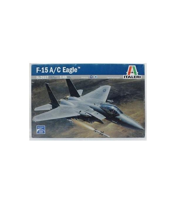 F-15A/C Eagle ITALERI 2617