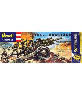 105mm HOWITZER REVELL H539