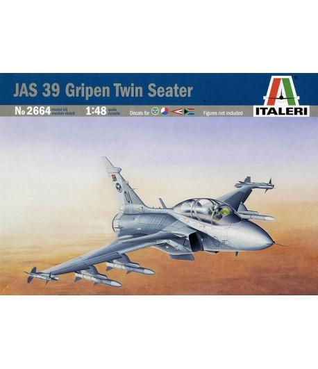 JAS 39 Gripen Twin Seater ITALERI 2664