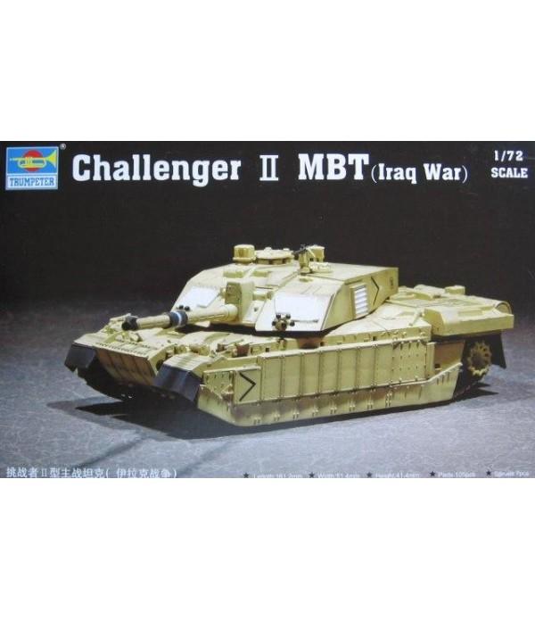 Challenger II MBT TRUMPETER 07215