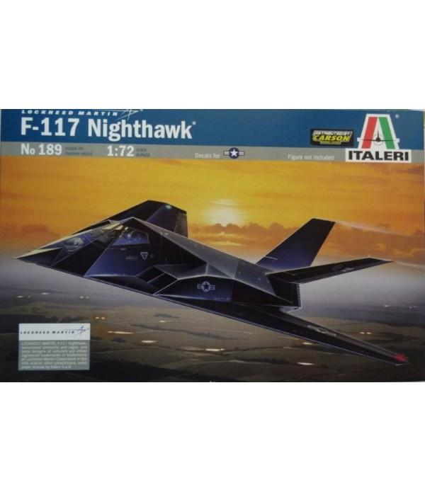 F-117A Stealth ITALERI 189
