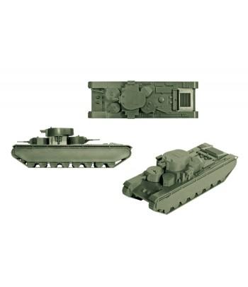 Советский тяжёлый танк T-35 ЗВЕЗДА 6203