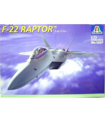 F-22 Raptor ITALERI 1207