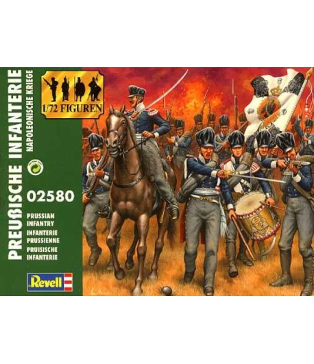 Preubische infanterie REVELL 02580