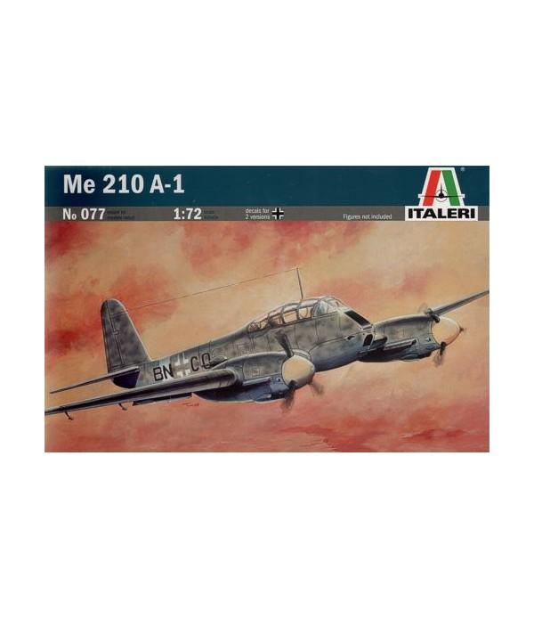 Messerschmitt Me-210 A1 ITALERI 077