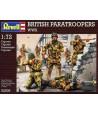 Британские парашютисты 2-ой МВ British Paratroopers, WWII REVELL 02509