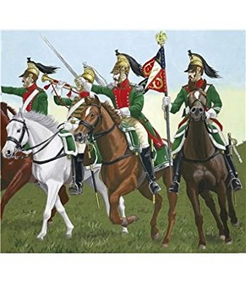 French Dragoons REVELL 02587