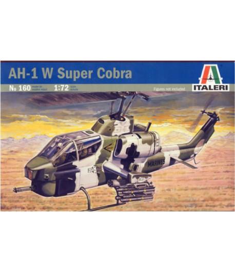 AH-1W Super Cobra ITALERI 160