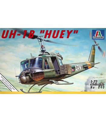 UH-1B Huey 040 ITALERI 040