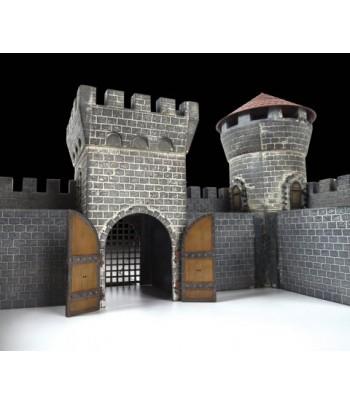 Средневековый каменный замок ЗВЕЗДА 8512
