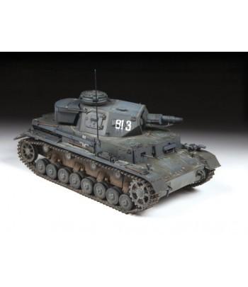Немецкий танк Т-IV E ЗВЕЗДА 3641