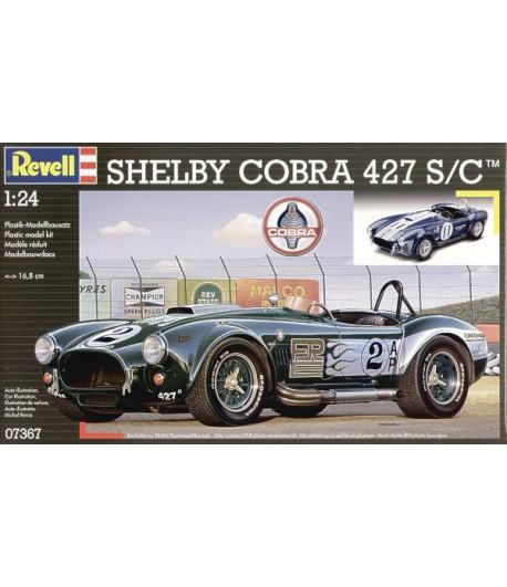 Автомобиль Shelby Cobra 427 S/C REVELL 07367