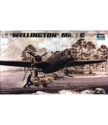"""Wellington"" Мк. IC TRUMPETER 02808"