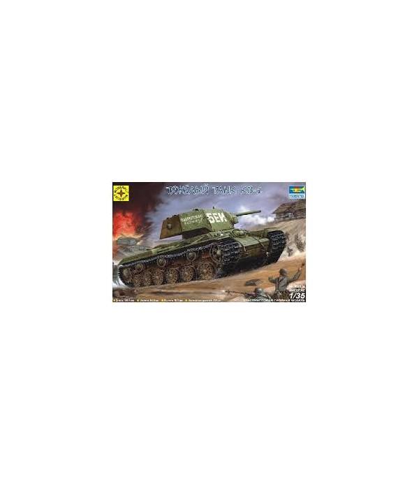 Тяжелый танк КВ-1 МОДЕЛИСТ 303536