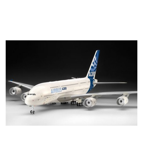 "Airbus A-380 ""First flight"" REVELL 04218"