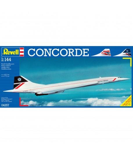 """Самолет Concorde """"British Airways"""" REVELL 04257"""