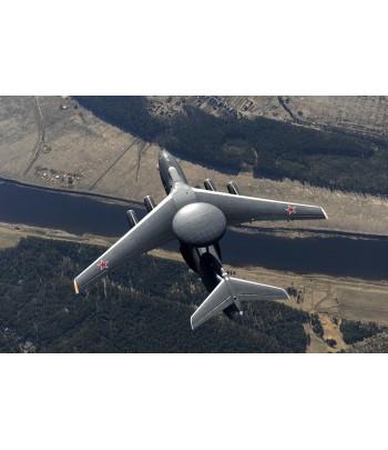 Российский самолет дальнего радиолокационного обнаружения и управления А-50 ЗВЕЗДА 7024