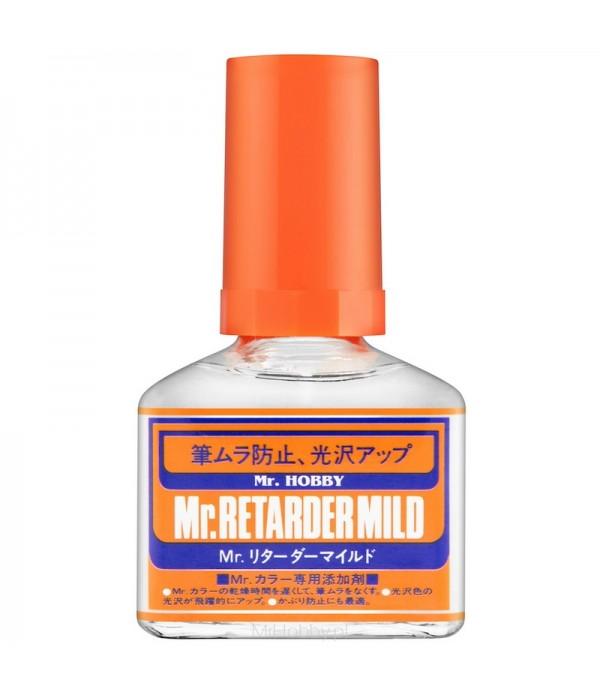T-105 Mr.Retarder Mild. Замедлитель высыхания краски. 40 мл GUNZE SANGYO
