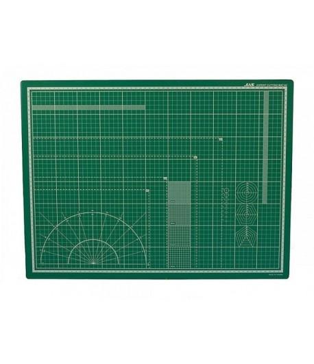 Коврик для резки, самовосстанавливающийся 3х слойный, А2, 450*600 JAS 4502