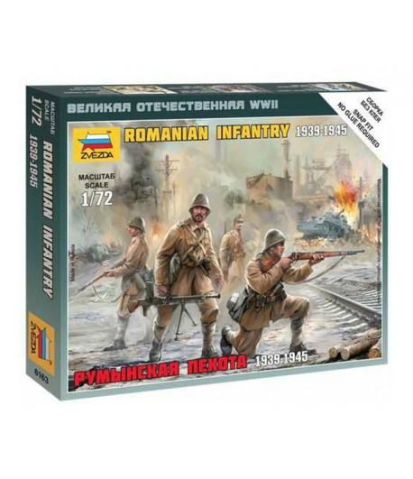 Румынская пехота ЗВЕЗДА 6163