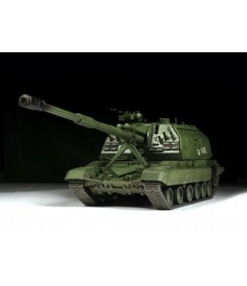 Российская самоходная 152-мм артиллерийская установка Мста-С ЗВЕЗДА 3630