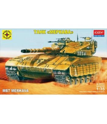 Танк МЕРКАВА МОДЕЛИСТ 303531