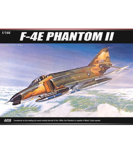 СамолетF-4EPHANTOMII(1:144) ACADEMY12605