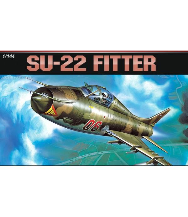 СамолетSu-22FITTER(1:144) ACADEMY12612