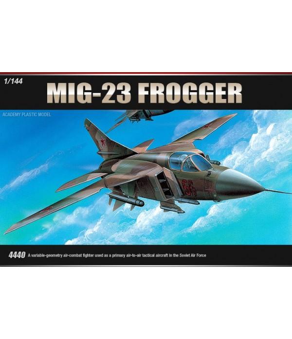 СамолетMIG-23FLOGGER(1:144) ACADEMY12614