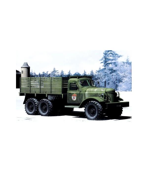 Автомобиль ЗИЛ-157 (1:72) TRUMPETER 01101