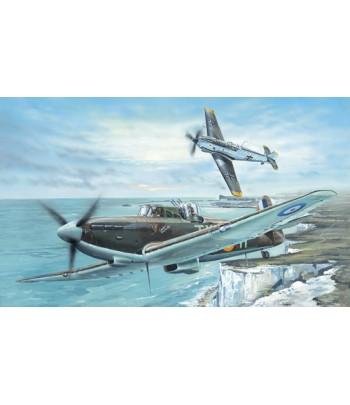 Самолёт Boulton Paul Defiant F1 (1:48) TRUMPETER 02899