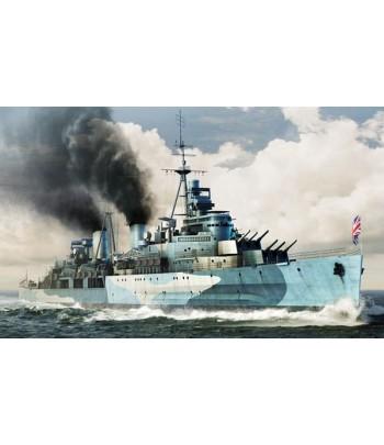 Корабль HMS Belfast 1942 (1:350) TRUMPETER 05334